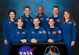 For the first time ever, NASA's newest class of astronauts ...