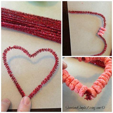 preschool valentine projects preschool crafts fruit loop bird feeder 24201