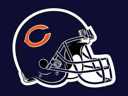 Bears Chicago Clip Helmet Clipground Nfl