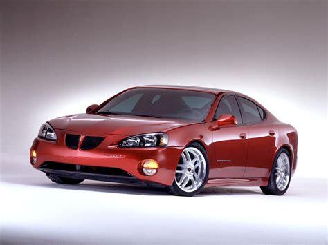 Pontiac Grand Prix 2004 Red Image 78