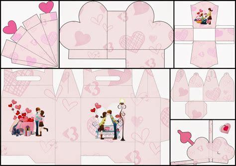 valentines couple  printable boxes   fiesta