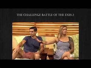 Challenge battle of the exes 2: nia goes off - YouTube