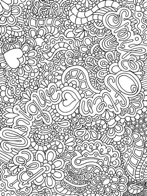 difficult coloring pages  adults  printable