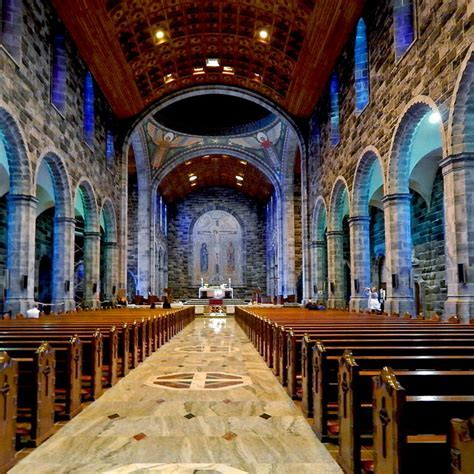 Galway City   Galway Cathedral Interior  © Suzanne