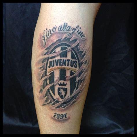 Juventus 1897 Fino Alla Fine  Tattoo Pinterest