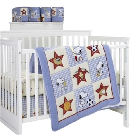 Snoopy Crib Bedding Set by 37 Best Images About Snoopy Nursery On Pinterest