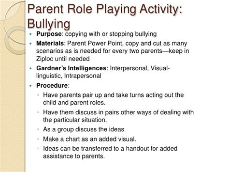 bullying worksheets for highschool students bullying