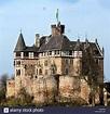 Schloss Berlepsch castle, Hübenthal, Witzenhausen, Hesse ...
