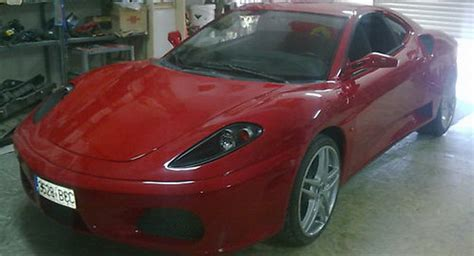 F430 Replica For Sale by Deroucicho It Came From Ebay Hell Toyota Celica Based