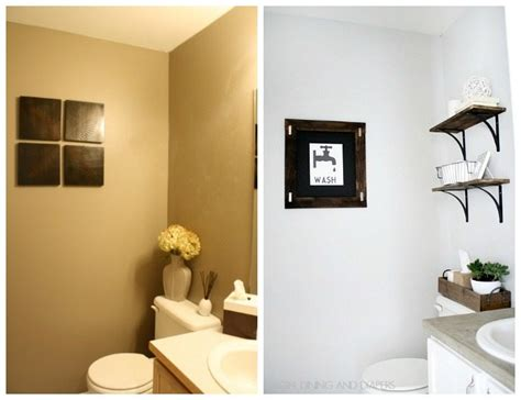 modern farmhouse bathroom reveal taryn whiteaker
