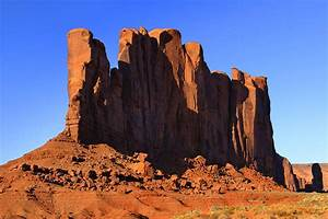 Monument Valley - Camel Butte Photograph by Mike McGlothlen