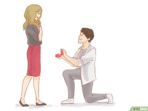 fare la proposta  matrimonio  passaggi