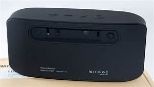 Bluetooth Lautsprecher Laut : empfehlung der iclever ic bts07 bluetooth lautsprecher im test techtest ~ Eleganceandgraceweddings.com Haus und Dekorationen