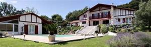 Golf De Bassussarry : immobilier de luxe biarritz maisons et appartements ~ Medecine-chirurgie-esthetiques.com Avis de Voitures