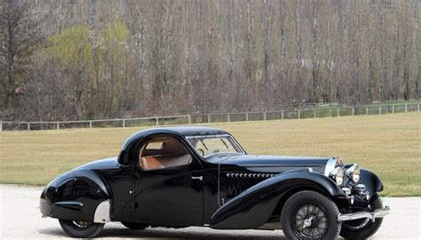 The bugatti type 57s atalante is one of only 17 cars that jean bugatti fitted with his sensational atalante body. Bugatti 57 Atalante - Bugatti