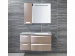 Meuble Salle De Bain Taupe : meuble haut salle de bain taupe ~ Dailycaller-alerts.com Idées de Décoration
