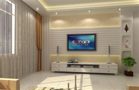 Living Room Interior Design With Aquarium Stair And