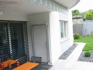 markise balkon ohne bohren markise f r balkon ohne bohren With markise balkon mit tapete rosa grau gestreift