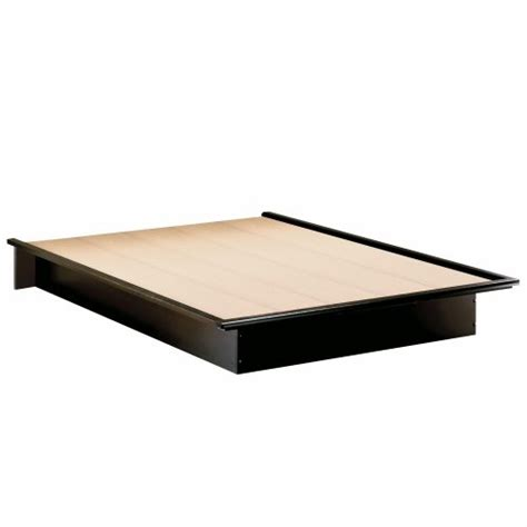 platform bed frame size modern platform bed frame in black finish