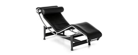 chaise longue le corbusier lc4 lc4 cassina le corbusier