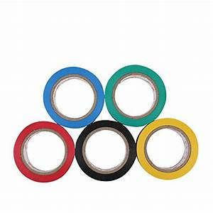 Coolest 16 Color Electrical Tapes