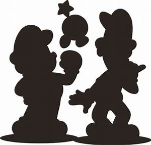 Character Silhouettes From Nintendo39s E3 2013 Site