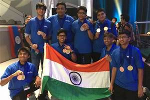 Team From Mumbai Wins The First Prize At Global Robotics ...