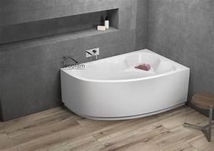 Acryl Badewanne Reinigen : badewanne eckbadewanne acryl 140 x 80 cm ohne mit sch rze ~ Lizthompson.info Haus und Dekorationen