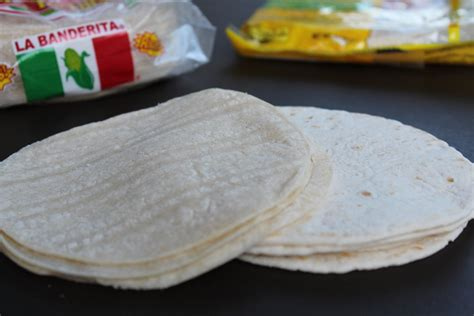 corn  flour tortillas