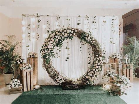 wedding backdrop ideas summer  page