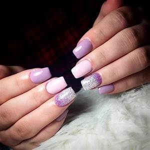 ? Purple Nail Designs - Best Art Ideas for You