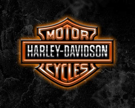 Harley Davidson Logo Sign Wallpapers, Harley Davidson Logo