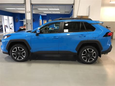Toyota Payment Calculator by New 2019 Toyota Rav4 Adventure 4d Sport Utility In