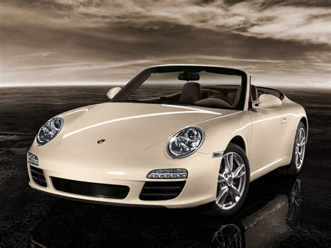 Porche Car : Porsche 911 Carrera Cabriolet (997) Specs & Photos