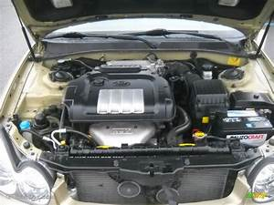2003 Hyundai Sonata Standard Sonata Model Engine Photos