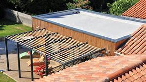etancheite toit terrasse ma terrasse With type d isolation maison 3 toit terrasse de maison container isolation et etancheite