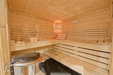 faire installer un sauna int 233 rieur chez soi galerie photos d article 2 6