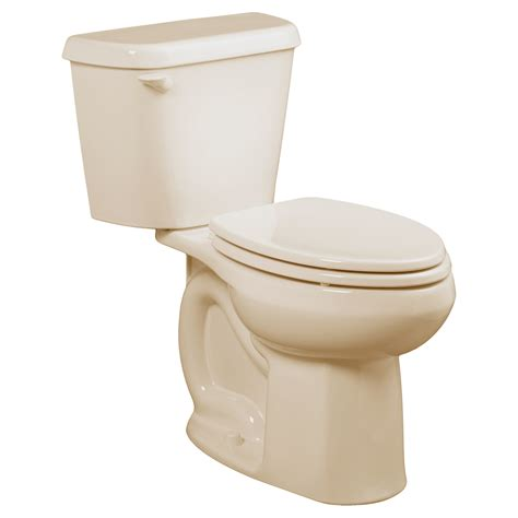 standard toilet height american standard colony right height elongated 12 inch rough in 1 6 gpf toilet allied