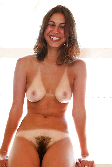 Hairy Pussy Tan Lines Porn Pictures Xxx Photos Sex