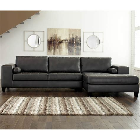 Raf Sofa Sectional by Signature Design By Nokomis Laf Sofa Sectional With