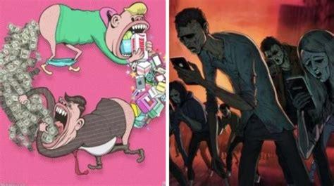 la societe moderne definition 28 images 12 dessins choquants qui vous feront voir notre soci