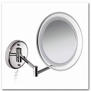Kosmetikspiegel Led 10 Fach : kosmetikspiegel rasierspiegel schminkspiegel beleuchtet ~ Bigdaddyawards.com Haus und Dekorationen