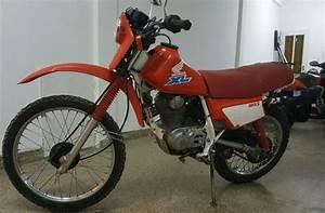 Honda Xl 185 S  89585   75000