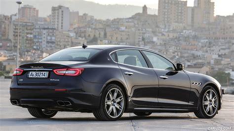 2017 Maserati Quattroporte Gts Granlusso  Rear Three