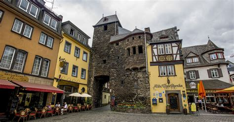 Cochem, the gate into town