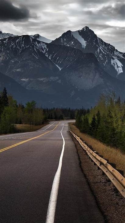 Road Wallpapers Mountains Mountain J7 Samsung Prime