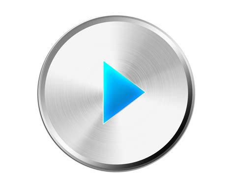 3d play button png play button png clipart best