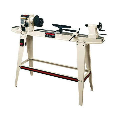 jet      variable speed woodworking lathe