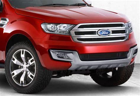 2015 ford everest suv set for november reveal car news