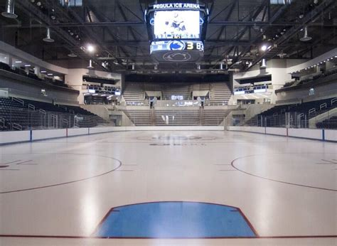 ncaa hockey arenas  flowvella  software